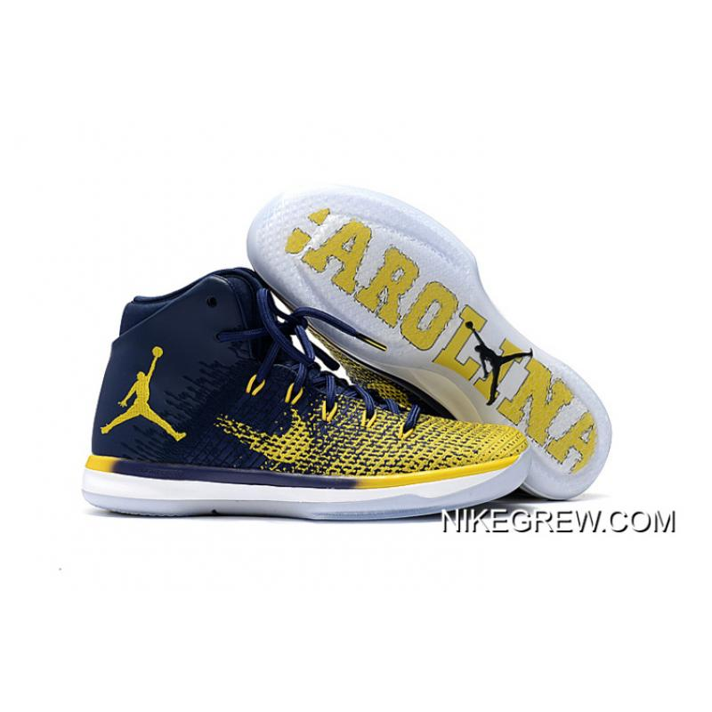 "the latest c11ce 54770 Air Jordan XXX1 ""Michigan"" PE Tax Free, Price: $87.73 - Nike Lebron ..."