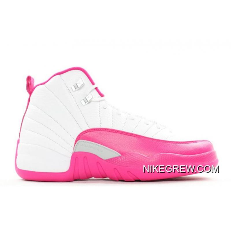 "separation shoes 85c99 68869 Women For Sale Air Jordan 12 GS ""Vivid Pink"""