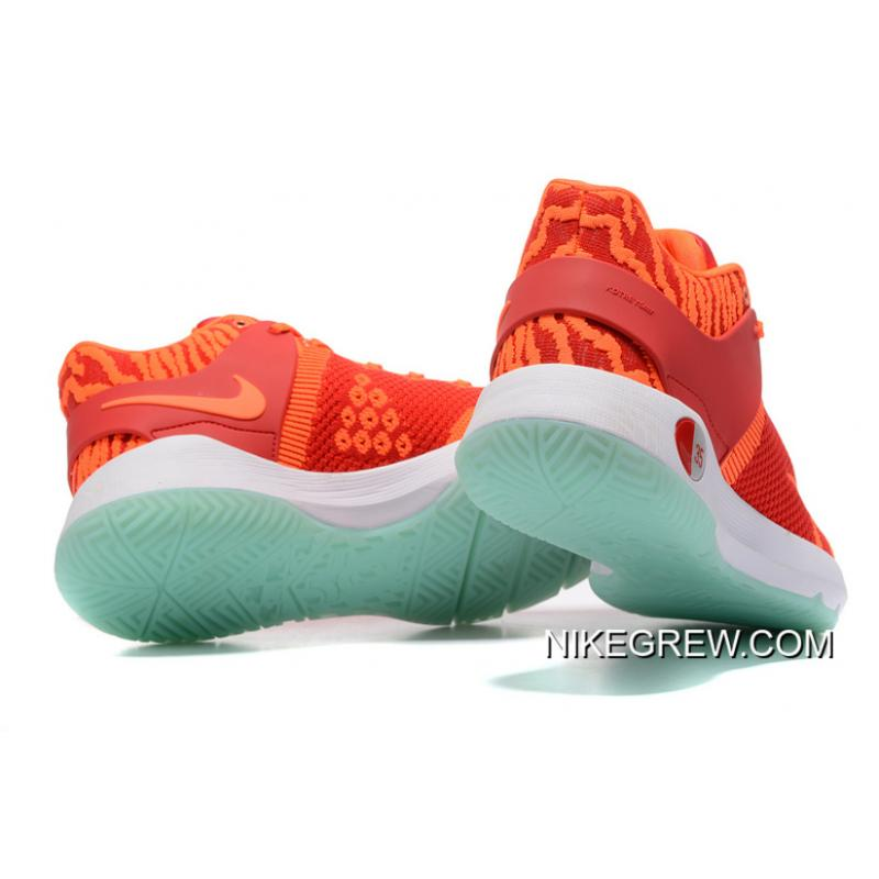 cheap for discount 42d6a 4c1d5 ... For Sale Nike KD Trey 5 Knit Red Orange White ...