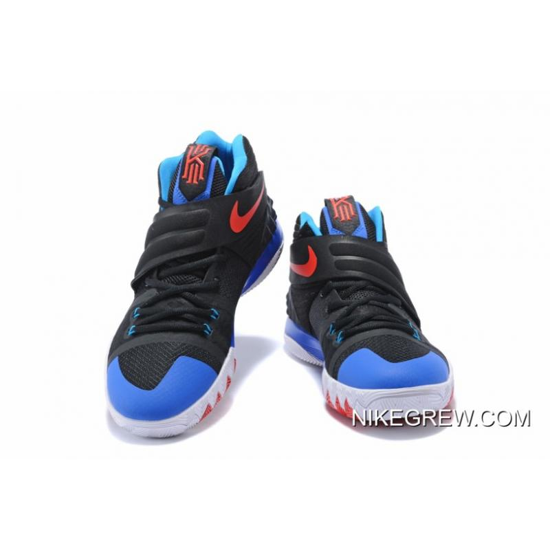 on sale 95590 9678f ... Top Deals Nike Kyrie S1 Hybrid Black Blue Red ...