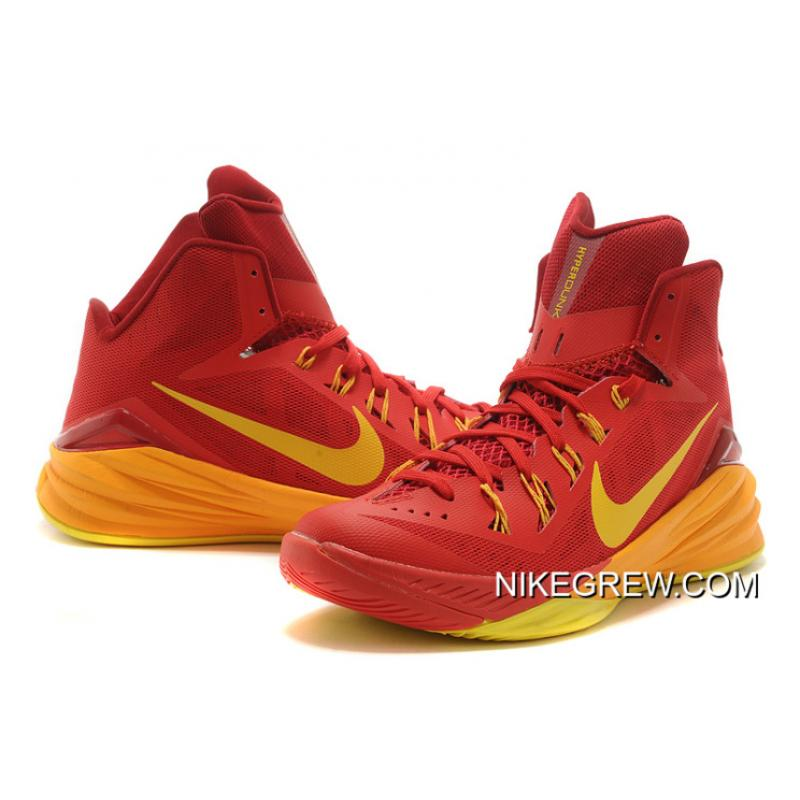 151543c4cb8c ... new zealand nike hyperdunk 2014 spain university red university gold  team red new style 858f2 72117