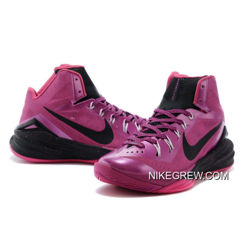 "cheap for discount bf413 a91d0 ... Online Nike Hyperdunk 2014 ""Think Pink"" Pinkfire II Black-Hyper Pink-  ..."